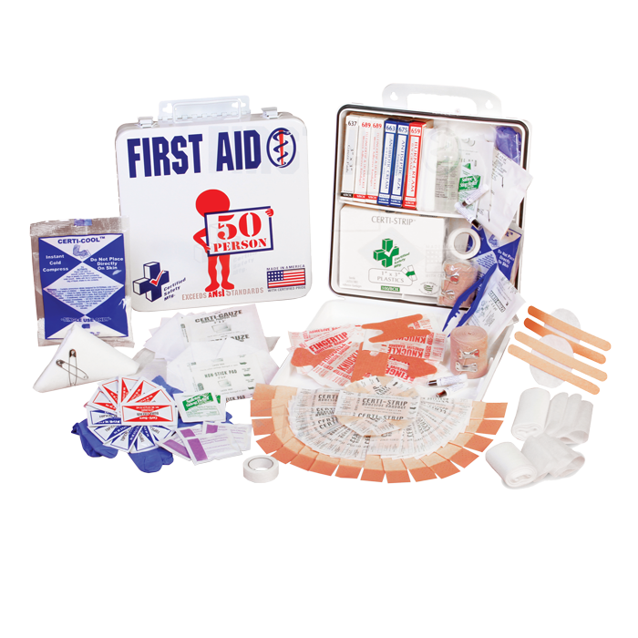Pre-Packaged Medical Kits
