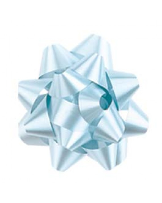 Star Bow - Light Blue