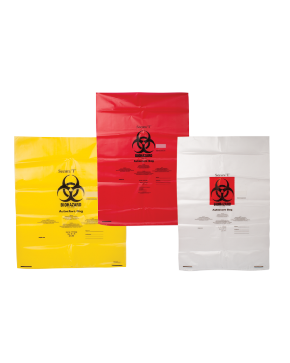 Autoclavable Biohazard Waste Bags