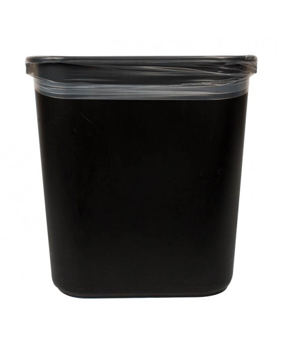 Clear Can Liners - Low Density