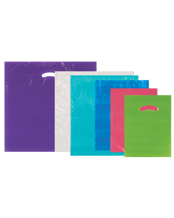 Super Gloss Merchandise Bags - Low Density