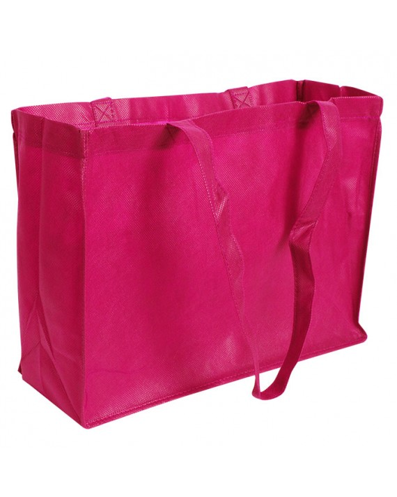PP Non-Woven Carry Bag - Island Pink
