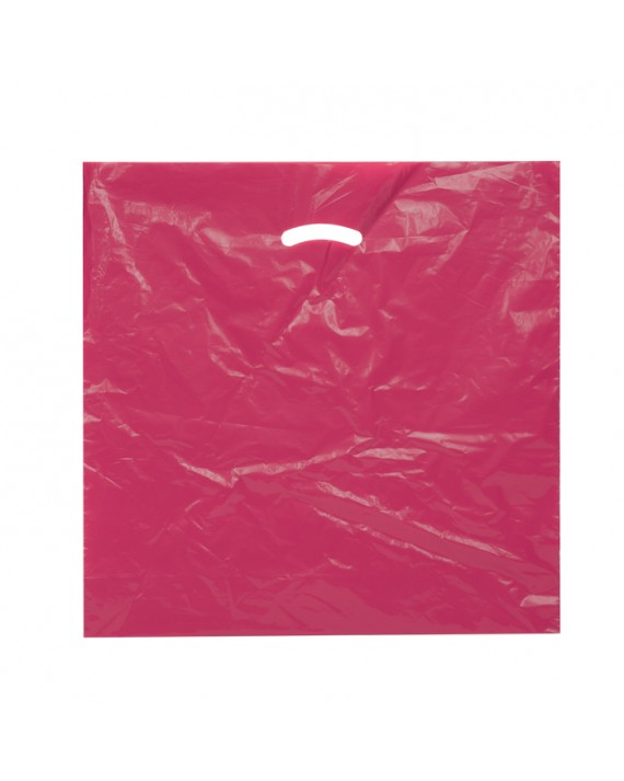 Super Gloss Bag - Hot Pink