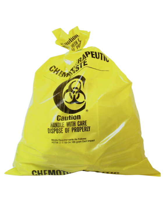Chemo Waste Disposal Bags