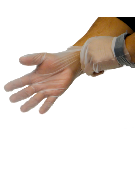 Clear Gloves