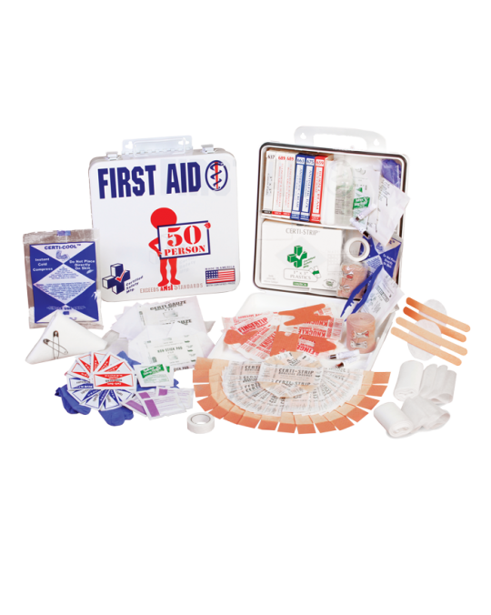 Plastic Medical Kits