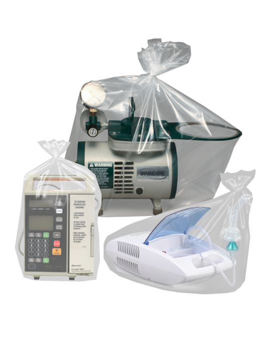 Suction Machines/Nebulizers/IV Pumps Equipment Covers
