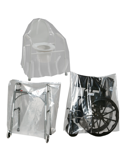 Walker /Wheelchair /Commode Covers