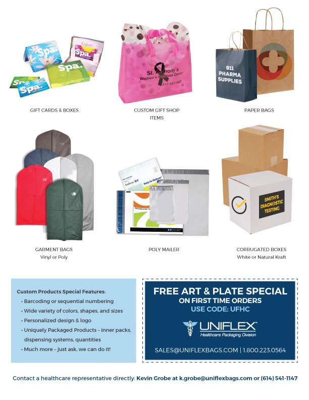 Custom Healthcare Products