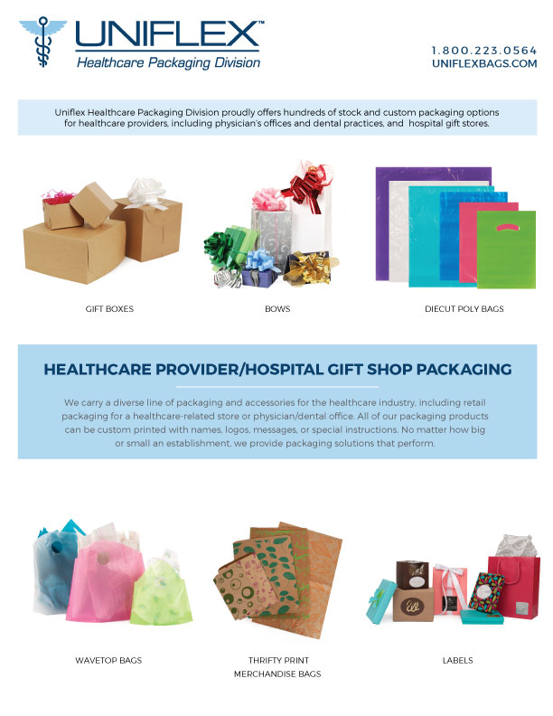 Healthcare Gift Shop Products